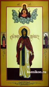 Александра Дивеевская преподобная