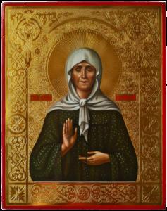 Матрона Московская, святая блаженная, Чудотворица.
