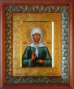 Матрона Московская, святая блаженная, Чудотворица
