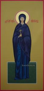 София Римская. Мерная икона