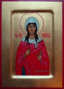 Таисия Фивадийская