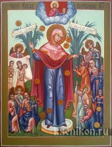 Всех скорбящих Радость