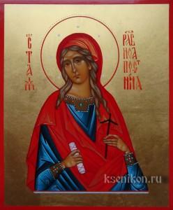 Нина просветительница Грузии
