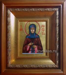 Анастасия Праведная (в киоте)