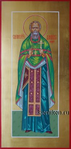 Даниил Мещанинов, иерей, новомученик
