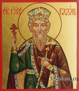 Владимир Киевский князь