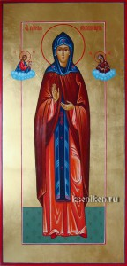 Аполлинария преподобная