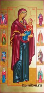 Анна мать Богородицы